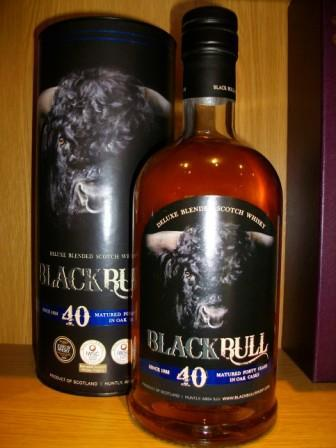 Black Bull 40 Year Old - Buy Whisky On-Line