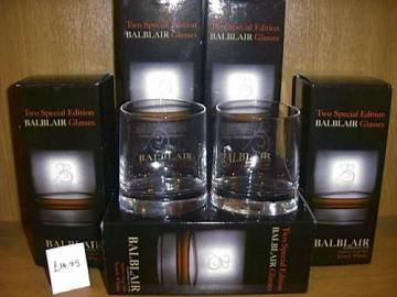 Balblair Two Special Edition Glasses - Buy Gifts Online