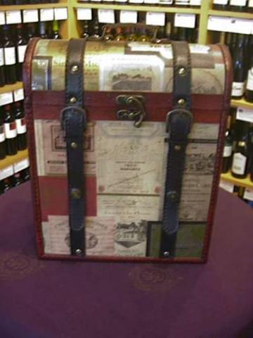 3 Bottle Wine Label Box - Buy Gifts Online