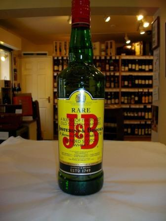 J&B Rare - Blended Whiskies - Buy Whisky Online