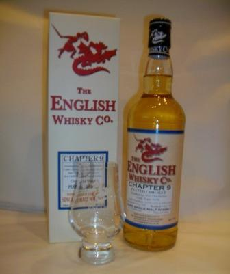 English Whisky Company - Chapter 9 - Buy Whisky On-Line