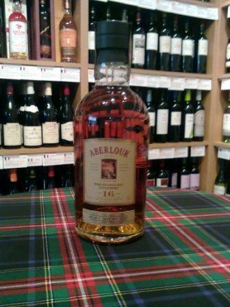 Aberlour 16 Year Old - Scotch Whisky - Buy Speyside Whisky Online