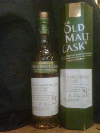 Bruichladdich Old Malt Cask, 15 year old - Scotch Whisky - Buy Islay Whisky Online