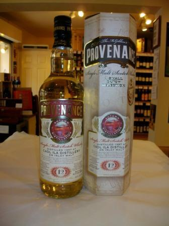 Caol Ila 12 Year Old Provenance Scotch Whisky - Buy Whisky Online