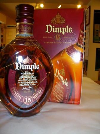 Dimple 15 Year Old - Blended Whiskies - Whisky by mail order