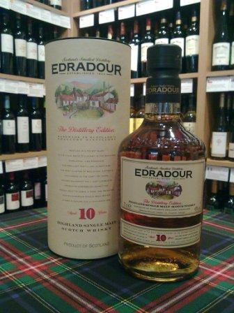 Edradour 10 Year Old - Scotch Whisky - Buy Highland Whisky Online