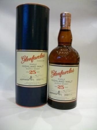 Glenfarclas 25 Year Old Single Malt - Buy Whisky On-line