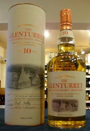 Glenturret 10 Year Old - Scotch Whisky - Buy Highland Whisky Online
