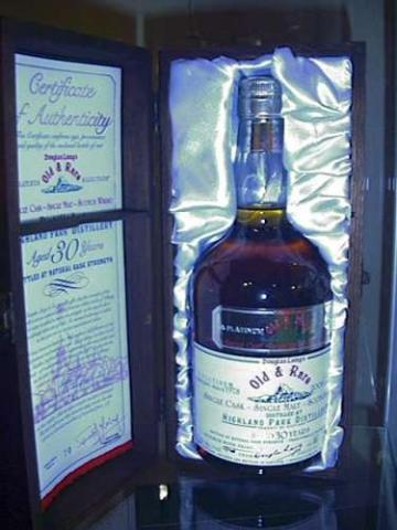 Highland Park - Old and Rare 1978 - Scotch Whisky - Buy Islands Whisky Online