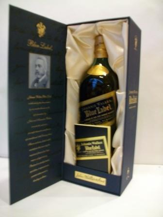Johnnie Walker Blue - No age - Blended Whiskies - Whisky by mail order