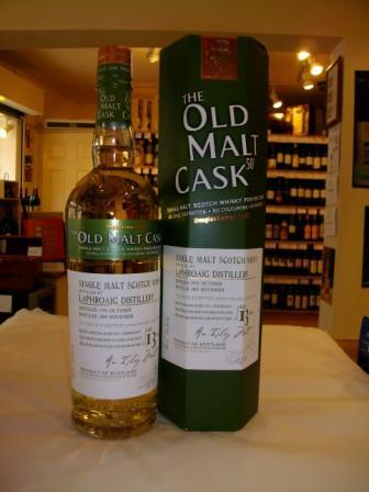 Laphroaig 13 Year Old - Old Malt Cask - Buy Whisky On-line