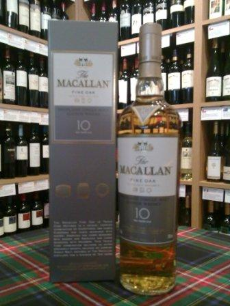 Macallan - Fine Oak 10 Year Old - Scotch Whisky - Buy Speyside Whisky Online