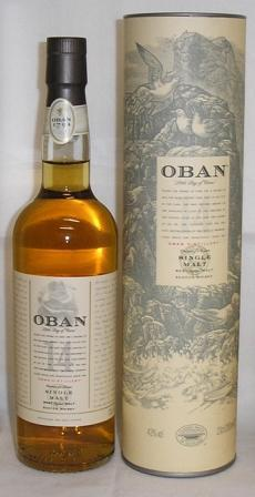 Oban 14 Year Old - Scotch Whisky - Buy Highland Whisky Online