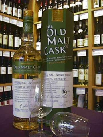 Rosebank - Old Malt Cask 1990 - Scotch Whisky - Buy Lowland Whisky Online