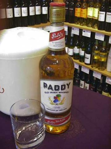 Paddy 6 Years Old - Irish Whiskey - Whisky by mail order