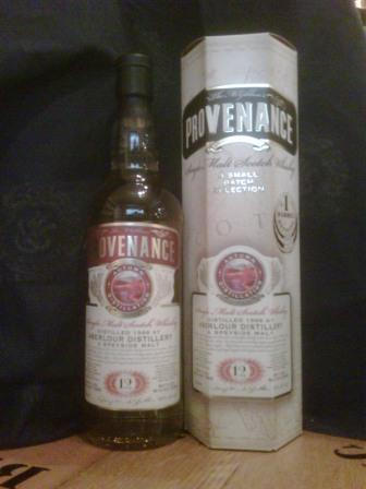 Provenance Aberlour 12 Year Old - Speyside Scotch Whisky - Buy Whisky Online