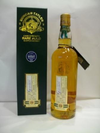 Duncan Taylor Rare Auld Glen Grant 34 Year Old Whisky.  Buy Whisky On line