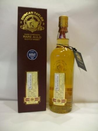 Duncan Taylor Rare Auld North British 30 Year Old Grain Whisky.  Buy Whisky On line