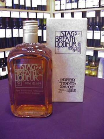 Stags Breath - Specialist Liqueurs - Whisky by mail order