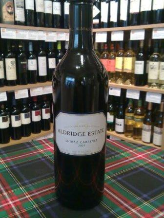 Aldridge Estate Shiraz Cabernet 2011 - Buy Wine Online