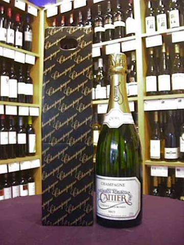 Cattier White Label - Buy Champagne Online