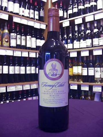 Fermoy Estate John Anderson Collection, Cabernet Merlot - Buy Wine Online