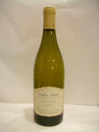 Pouilly Fuisse Clos Reissier White Wine 2009 - Buy Wine On Line